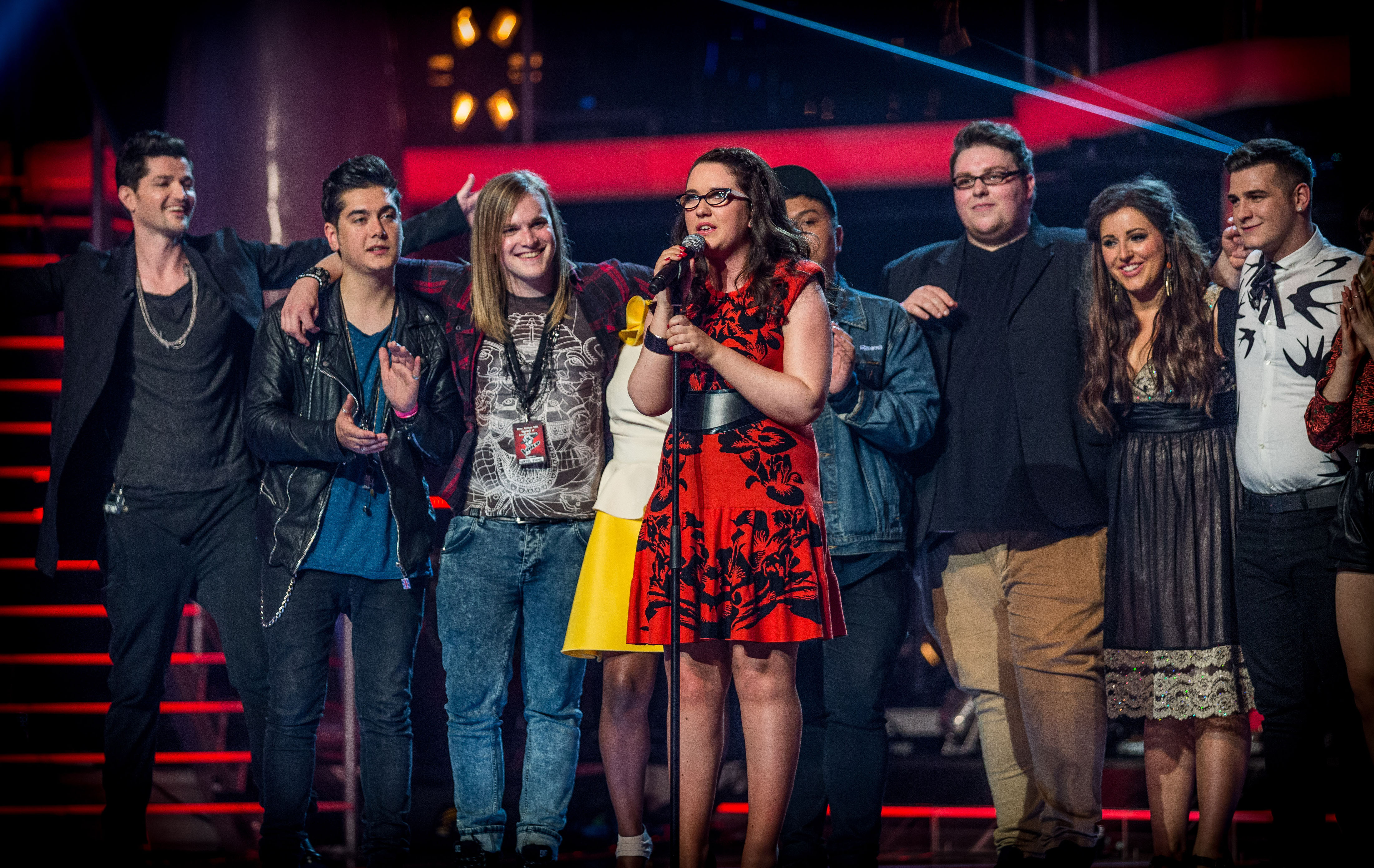 Andrea Begley tipped for No. 1 single after The Voice win