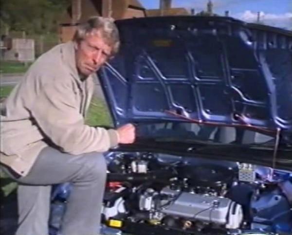 Gallery: Ex-Top Gear presenter sparks unlikely internet craze 'Woollarding'