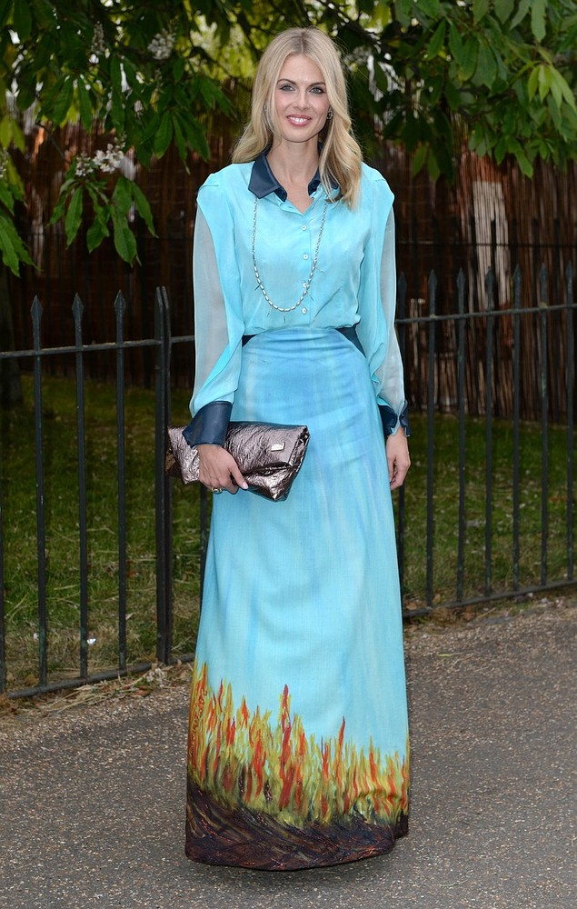Serpentine Gallery summer party 2013: The top 10 best dressed