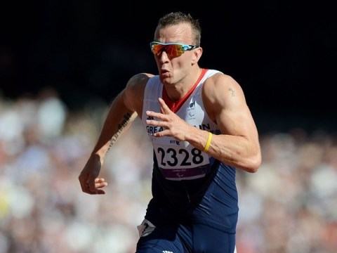 Paralympic champion Richard Whitehead: Legacy is all about giving back