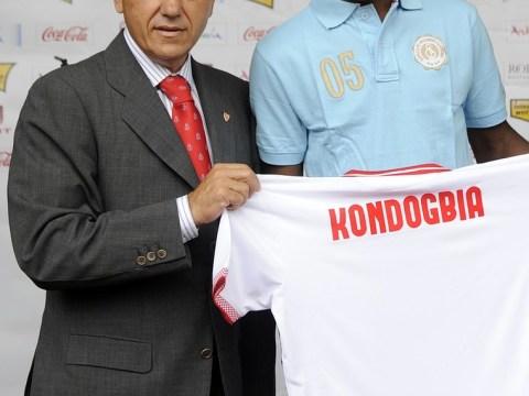 Sevilla tell Man United to increase Geoffrey Kondogbia bid to £8.5m