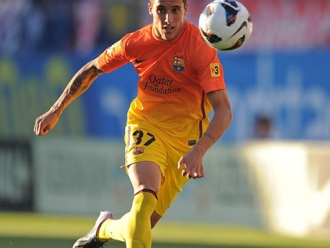 Barcelona striker Cristian Tello can lead Spain to European Under-21 Championship victory
