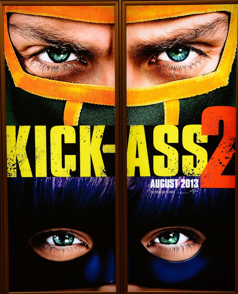 Kick-Ass 2: The comic behind the film