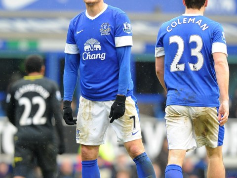 A goalscorer is needed if Everton are to achieve their ambitions