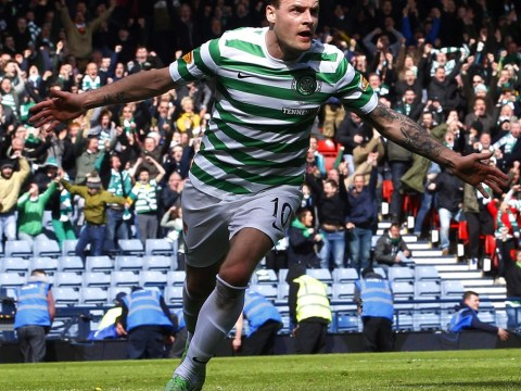 Neil Lennon still hopeful of keeping Anthony Stokes after striker rejects deal