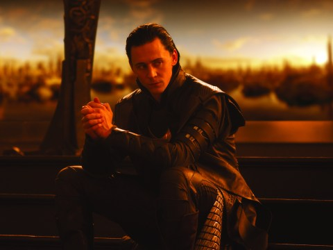Tom Hiddleton: We'll wait and see about Loki spin-off film