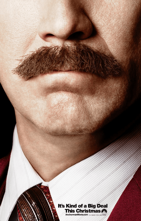 Anchorman 2: The Legend Continues new poster revealed ahead of trailer launch