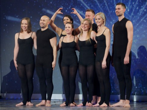 Britain's Got Talent fifth semi-final: Jordan O'Keefe and Attraction go through