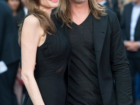 Gallery: Brad Pitt and Angelina Jolie at the World War Z premiere in London