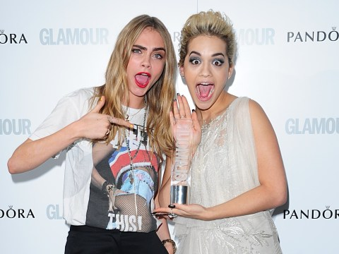 'The press will never really know': Cara Delevingne follows Rita Ora's lead and slams 'mad' rift rumours