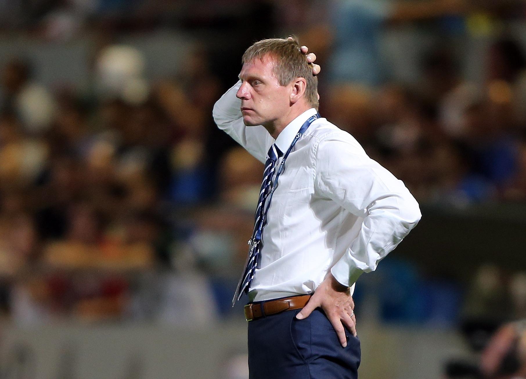 Stuart Pearce's England Under-21s come under attack from Tottenham legend Glenn Hoddle