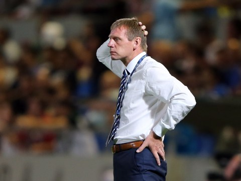 Stuart Pearce's England Under-21s come under attack from Tottenham legend Glenn Hoddle