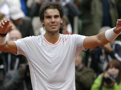 Rafa Nadal's success at the French Open means everyone will now have to raise their game