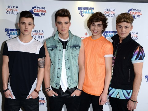 Union J: We're lovers not fighters says Josh Cuthbert as band set to appear in Kick Ass 2