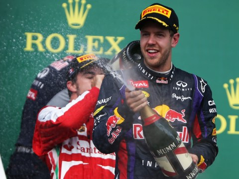 Sebastian Vettel makes it third time lucky with victory in Canadian Grand Prix
