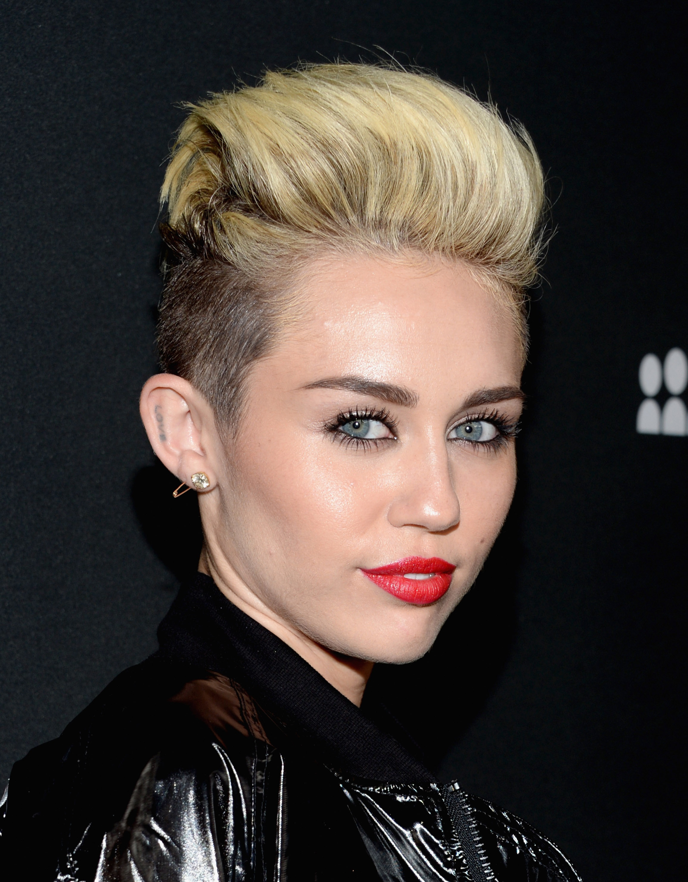 Miley Cyrus hits back at race row: I know what colour my skin is