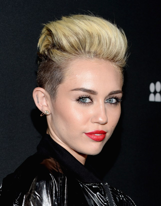 Miley Cyrus tells critics: I know what colour my skin is (Picture: Getty)