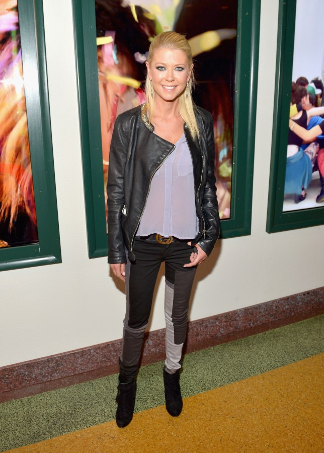 Tara Reid has been talking about the Sharknado sequel (Picture: Getty)