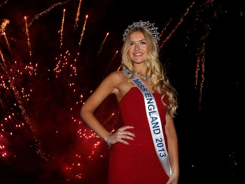 Gallery: Kirsty Heslewood wins Miss England 2013