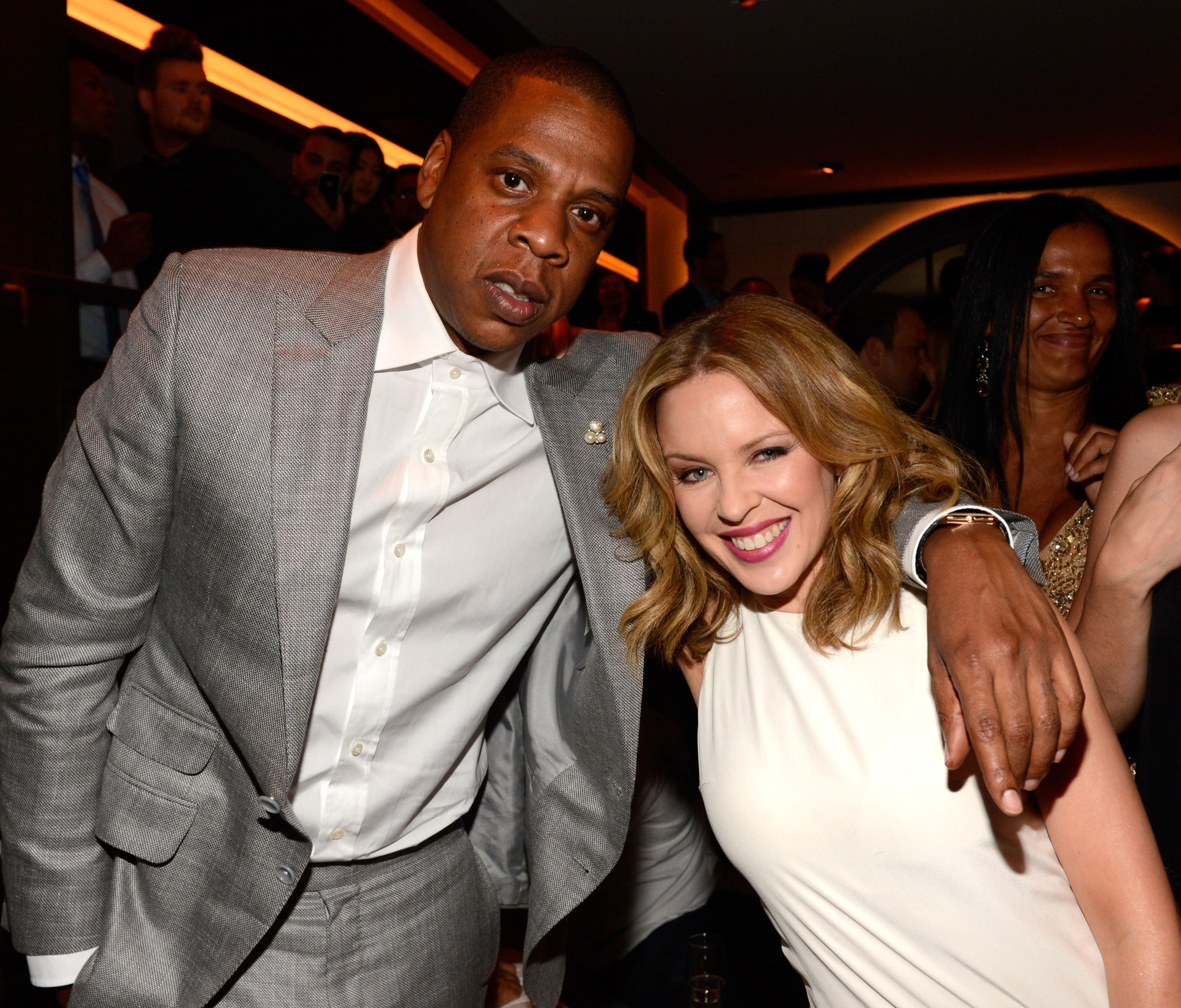 Kylie Minogue to team up with 'big fan' Jay-Z on new album?
