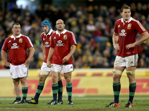 Lions opening Test against the Wallabies will be anything but child's play