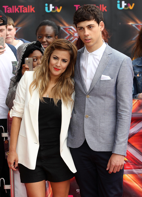Xtra Factor host Matt Richardson 'wants romance rumours'