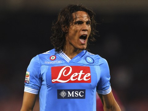 Manchester United eye Edinson Cavani as agent admits Chelsea transfer is not done