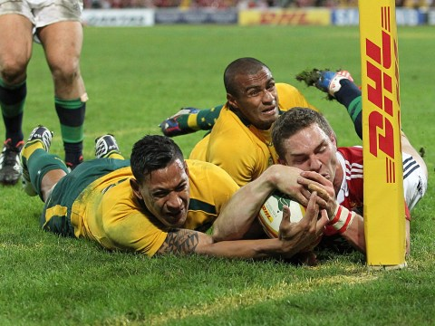 Gallery: Australia v British and Irish Lions – 22 June 2013