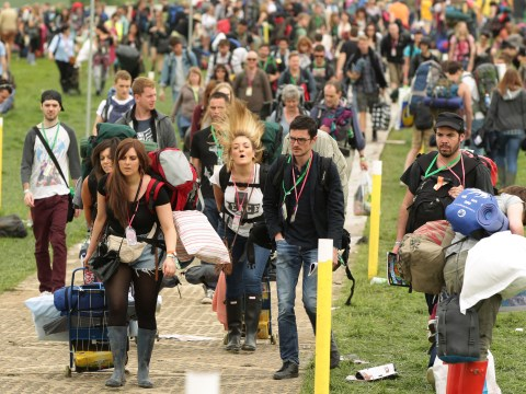 Short of a ticket? Eleven ways to keep up with Glastonbury