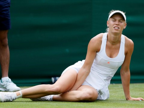 Gallery: Seven pull out of Wimbledon due to injuries