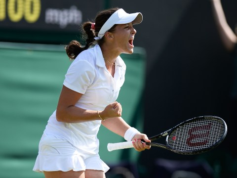 Laura Robson: Finally British tennis isn't just about Andy Murray