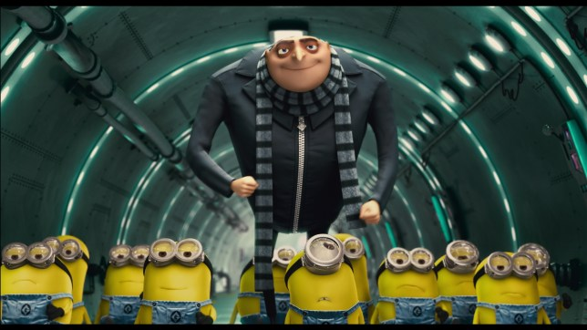 Steve Carell voices Gru in Despicable Me 2 (Photo: Universal Pictures)