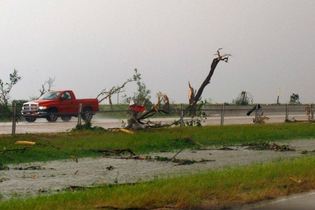 Oklahoma tornado: Mother and child among dead after new storms