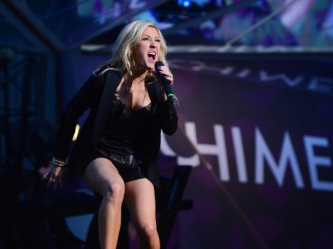 Ellie Goulding tries to play it cool (but fails) after being sampled on Drake and Jay Z's Pound Cake