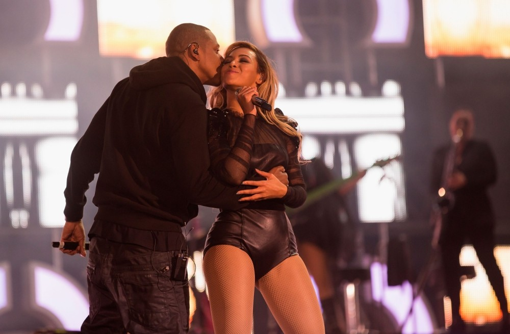 Don't get too excited, but… Beyoncé and Jay-Z may perform together at the Grammys