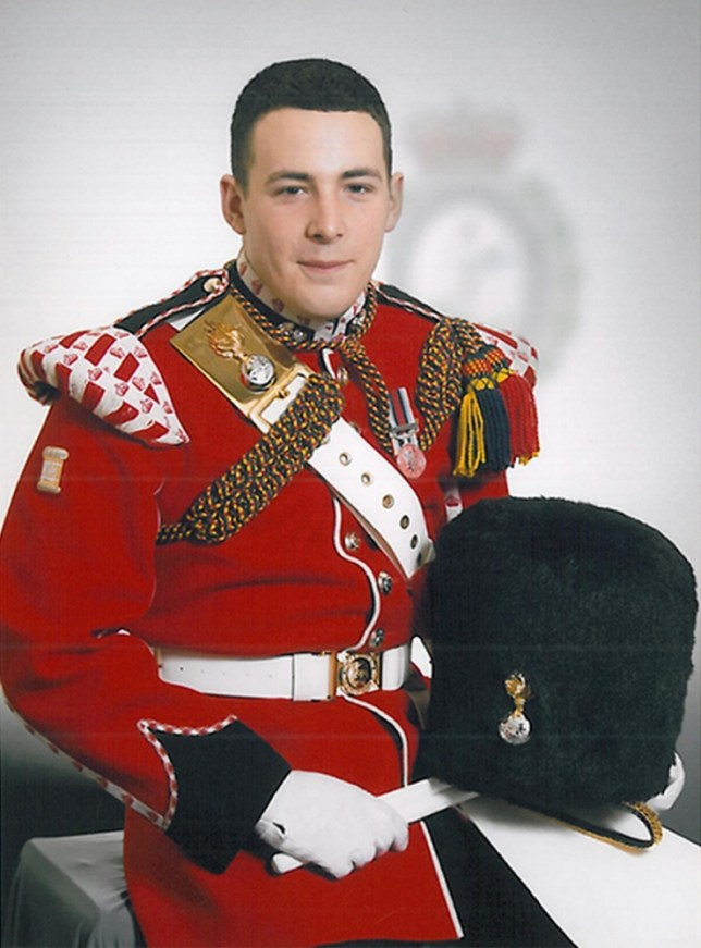 Undated Ministry of Defence handout photo of Drummer Lee Rigby as two men are due to make separate appearances in court today charged with the murder of Drummer Lee Rigby. PRESS ASSOCIATION Photo. Issue date: Monday June 3, 2013. Michael Adebolajo, 28, of Romford, Essex, will appear at Westminster Magistrates' Court, while Michael Adebowale, 22, has already been charged with murdering the young soldier and is due to appear at the Old Bailey. It comes as David Cameron prepares to make a Commons statement about Drummer Rigby's killing this afternoon, when MPs return from their half-term break. The soldier was hacked to death near Woolwich Barracks in south east London as he strolled back to base on May 22.  See PA story POLICE Woolwich. Photo credit should read: MoD/PA Wire NOTE TO EDITORS: This handout photo may only be used in for editorial reporting purposes for the contemporaneous illustration of events, things or the people in the image or facts mentioned in the caption. Reuse of the picture may require further permission from the copyright holder.