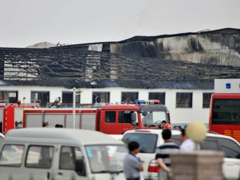 China poultry plant fire: Death toll 'exceeds 100' as blaze rips though Dehui slaughterhouse
