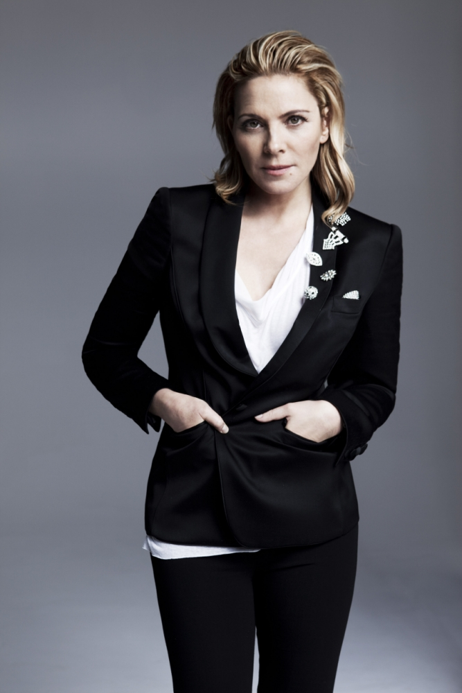 Kim Cattrall: Of course I worry about ageing. I'm 56 and single but I feel good