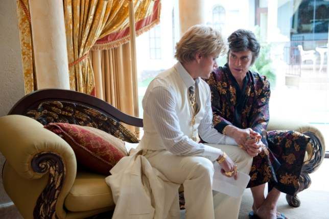 Michael Douglas and Matt Damon do a career-topping turn in Steven Soderbergh's Liberace biopic (Picture: supplied)