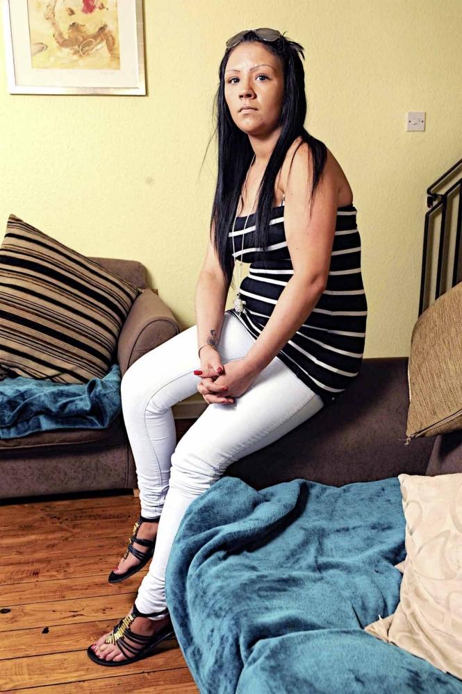 Danielle Watson, bladder