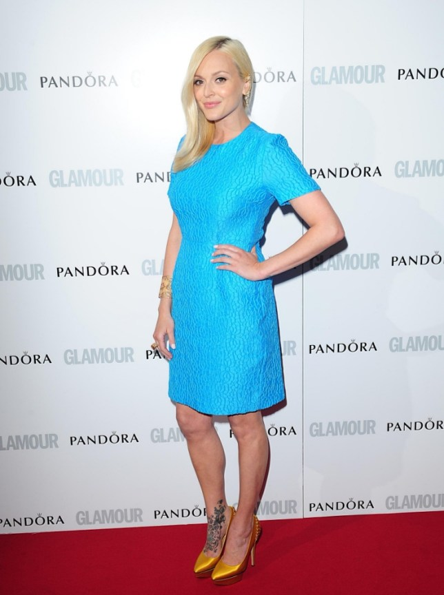 Fearne Cotton at the 2013 Glamour Women of the Year Awards in Berkeley Square, London. PRESS ASSOCIATION Photo. Picture date: Tuesday June 4, 2013. See PA story SHOWBIZ Glamour. Photo credit should read: Ian West/PA Wire