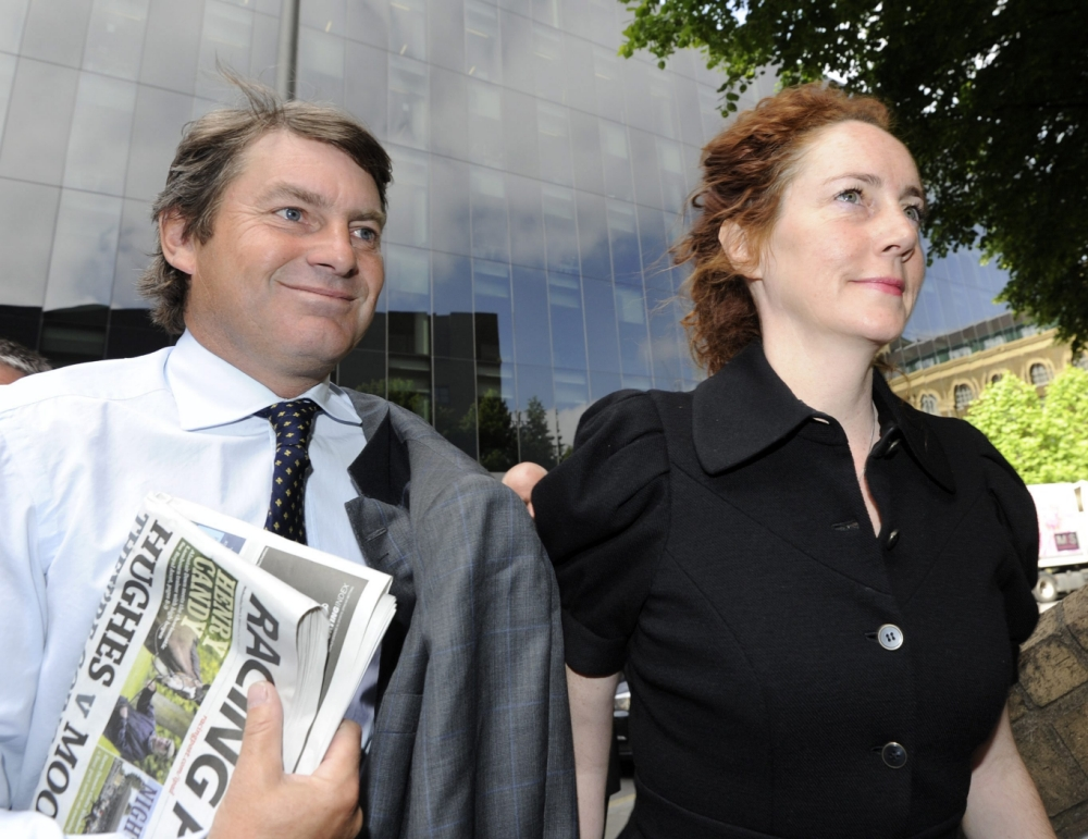 Rebekah Brooks denies appears in court to deny all charges