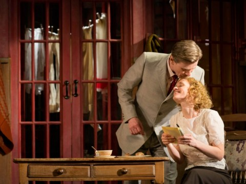 Strange Interlude with Anne-Marie Duff is a mesmeric retelling of a classic
