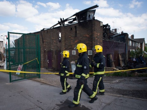 Gallery: Fire at Al-Rahma Islamic Centre in Muswell Hill