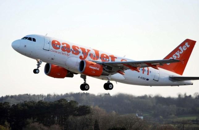 easyJet, flights cancelled, France