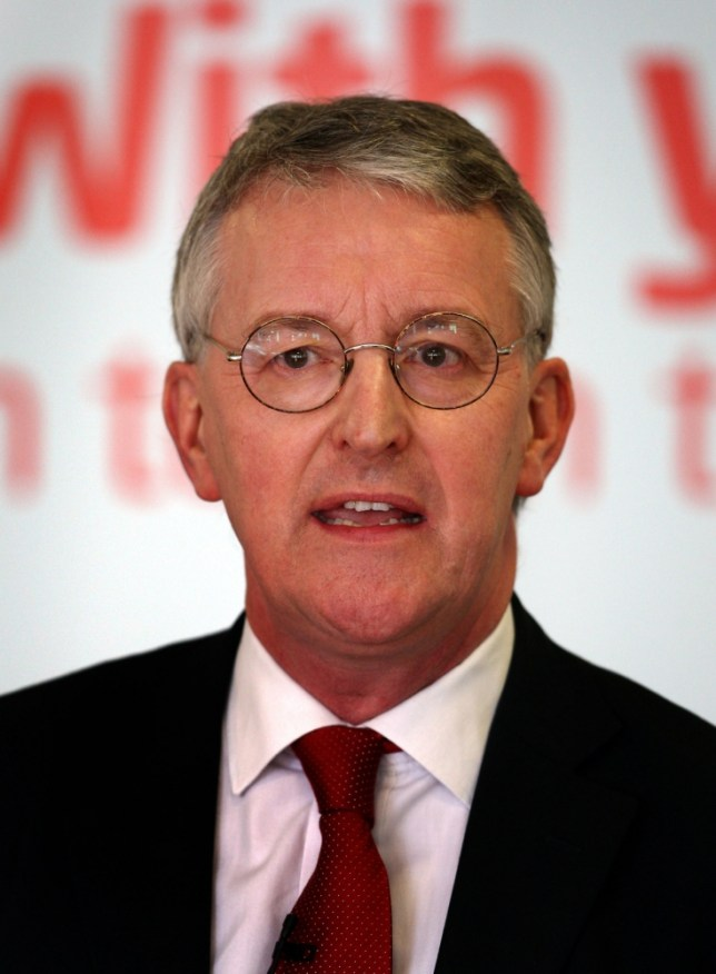 "File photo dated 02/04/12 of Shadow Secretary of State for Communities and Local Government Hilary Benn, who has said Labour would give communities a greater say over developments in their area. PRESS ASSOCIATION Photo. Issue date: Friday June 7, 2013. The shadow communities and local government secretary said the planning system had to have the support of the people for it to work. He blamed George Osborne's Treasury for targeting planning as an area to remove restrictions in an attempt to boost the ""flatlining"" economy. Although Labour has stressed the need to build more homes, Mr Benn said it should be for local communities rather than Whitehall to specify where they go. See PA story POLITICS Benn. Photo credit should read: David Jones/PA Wire"