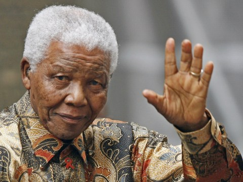Nelson Mandela showing 'great improvement', says ex-wife