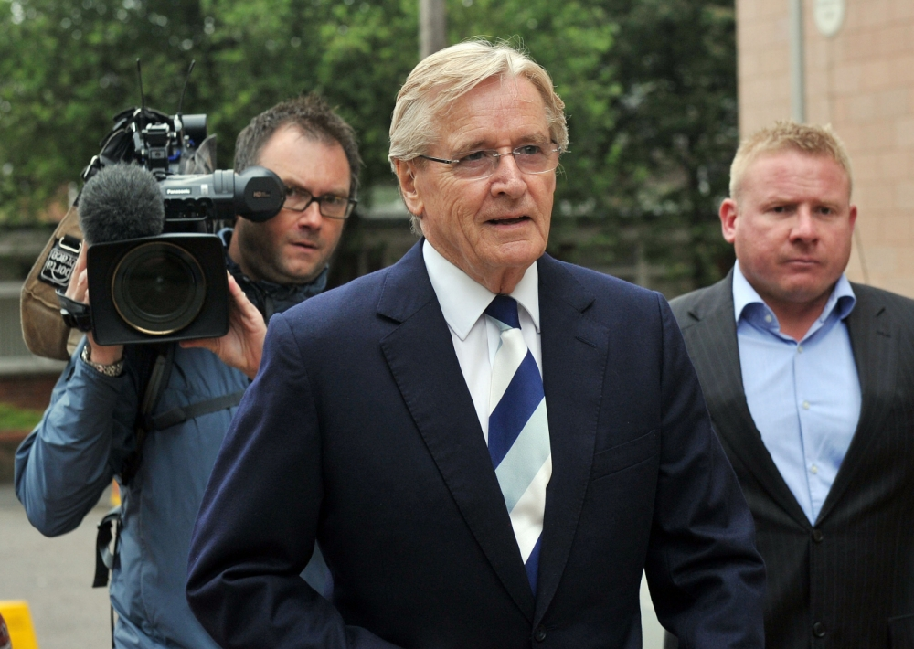 Coronation Street's Bill Roache to face new year sex trial