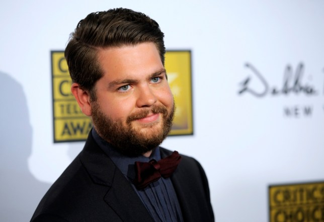 Jack Osbourne arrives at the Critics' Choice Television Awards in the Beverly Hilton Hotel on Monday, June 10, 2013, in Beverly Hills, Calif. (Photo by Chris Pizzello/Invision/AP)