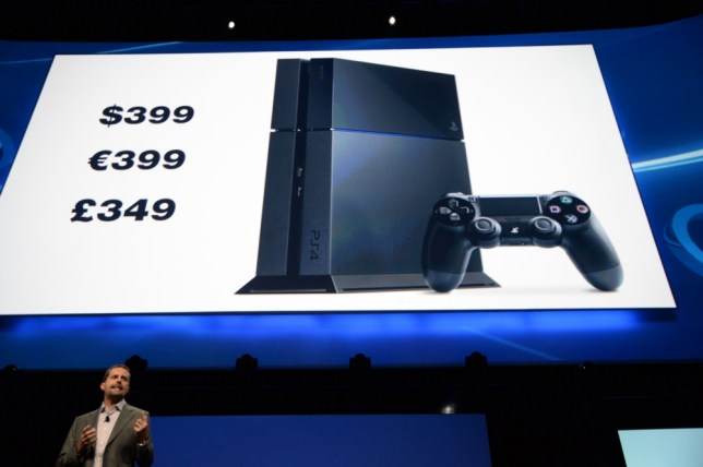PlayStation 4 is £349 this Christmas – 'no restrictions on used games'